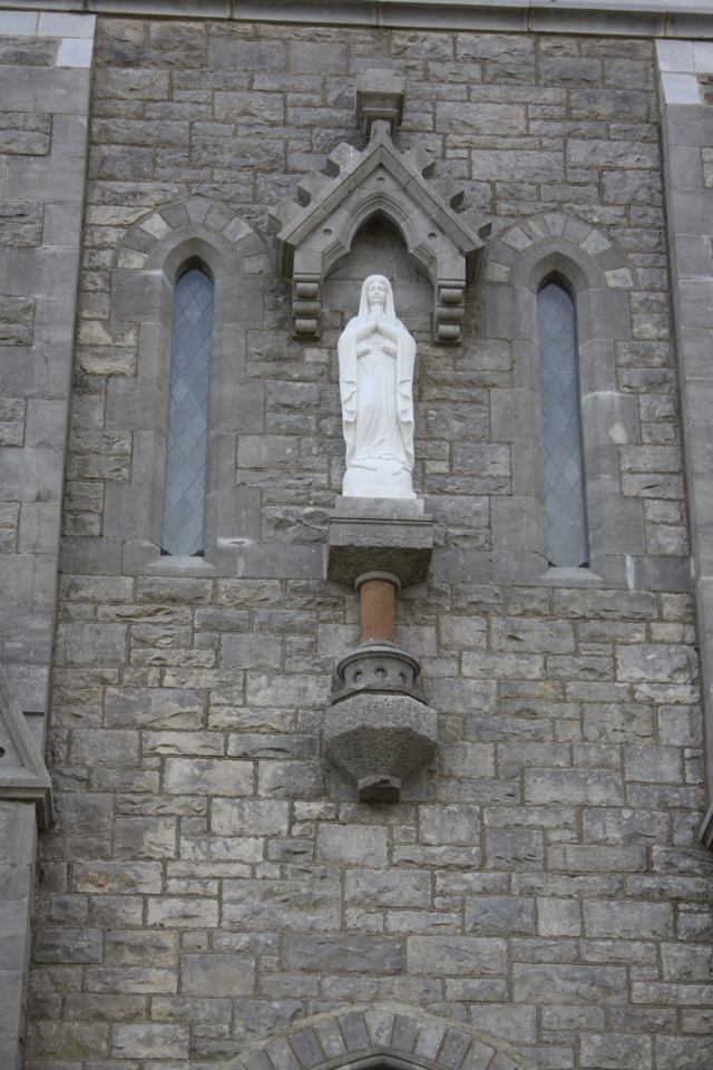 Statue of Our Lady at the Church of the Immaculate Conception, Kingscourt