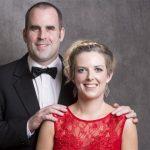 Laura Fitzsimons and Eugene Hughes