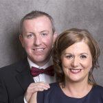 Tracy Gargan and Andrew Carolan