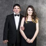 Bernard Kelly and Louise Marston