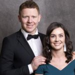 Leanne Smith and Andy O'Brien