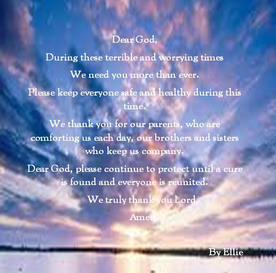A Prayer of Thanks