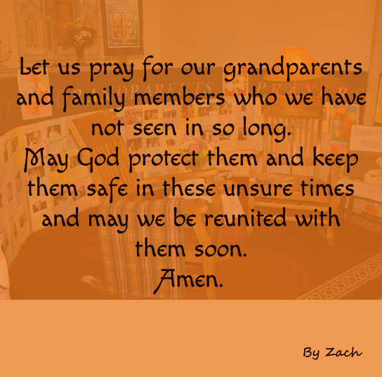 Prayer by Zach