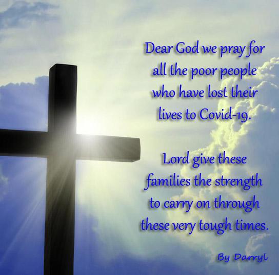 Prayer by Darryl