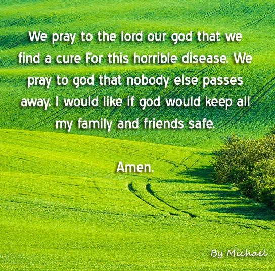 Prayer by Michael