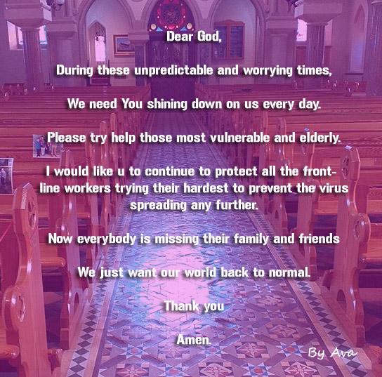 Prayer by Ava
