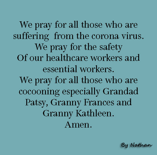 Prayer by Nathan