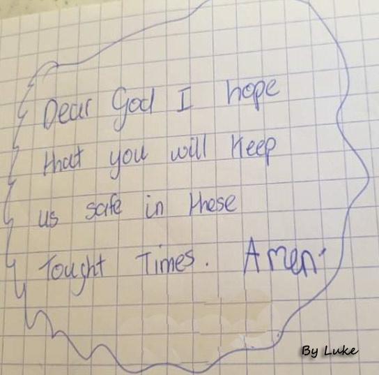 Prayer by Luke