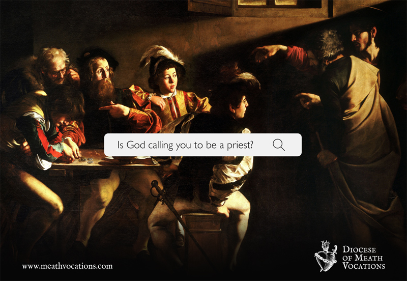 Call of St Matthew by Caravaggio
