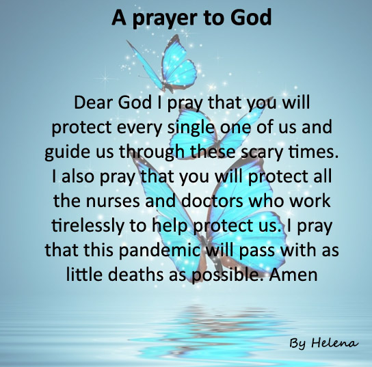 A Prayer to God