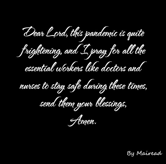 Prayer by Mairead