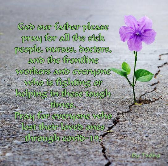 Prayer by Tadhg