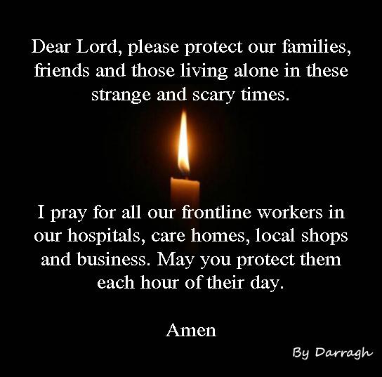 Prayer by Darragh