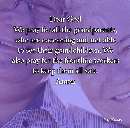 Prayer by Sean