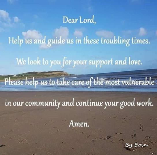 Prayer by Eoin