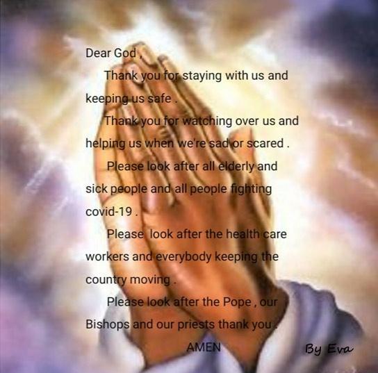 Prayer by Eva